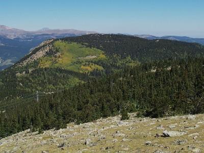 Saxon Mountain 11 546 Colorado