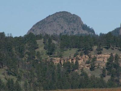 Missouri Buttes, West