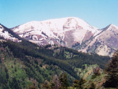 Big Elk Mountain