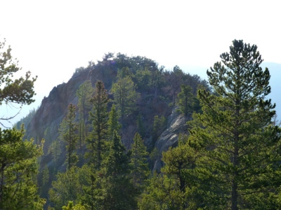 Leavenworth Mountain