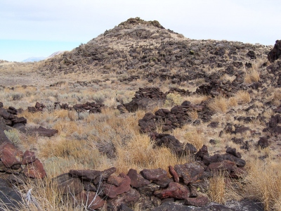 Rock Corral Butte
