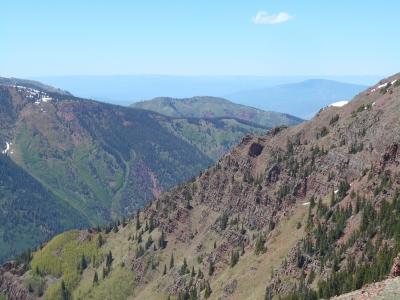 Burnt Mountain - 11,385' Colorado